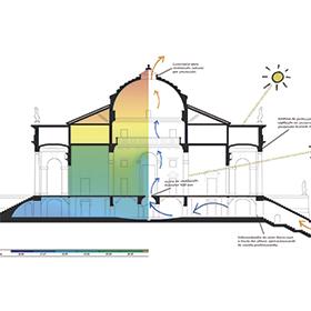 Tesis Doctoral. Der profundis: herramientas para la simulación del potencial energético de la tierra en la arquitectura.