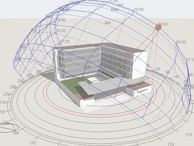 Certificación energética Edificio IDEA