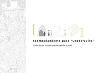 Cooperativa de viviendas en cesión de uso Cooperaviva