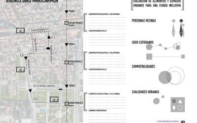 Crónica AACC Mallorca. Taller-ruta «Buenos días maricarmen: intro urbanismo con perspectiva de género»