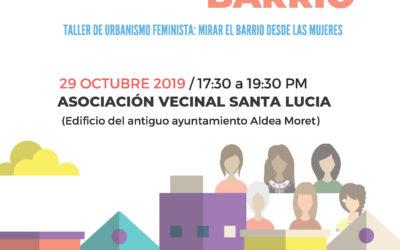 Arrancamos los talleres: Mujeres haciendo barrio
