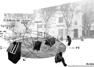 Mis climas cotidianos. Acciones didácticas para una arquitectura que cuida el clima y a las personas