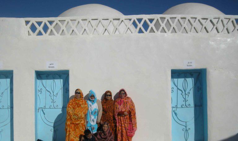Casa de la mujer en Dahla